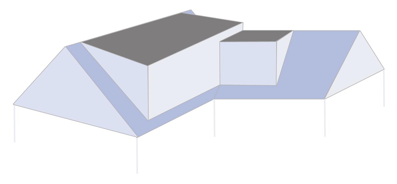 L Shaped Loft Conversion South West London