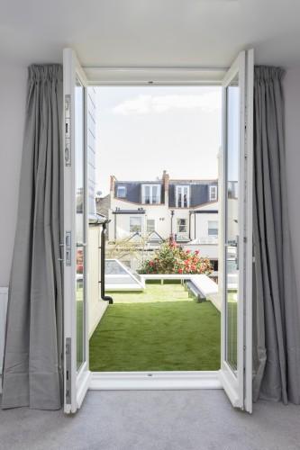 Replacement Double Doors - Barnes Renovation