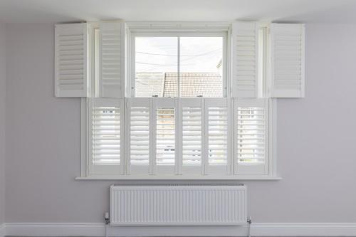 New Windows & Shutters - Barnes Renovation